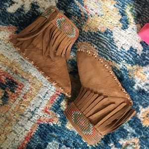 Stuart Weitzman Shoes - Stuart Weizman Size 3 Baby Girl Shoes